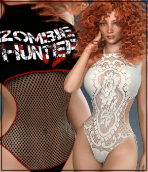 7th Ave: Crochet Monokini for Genesis 3 Female 3D Figure Assets 3-DArena