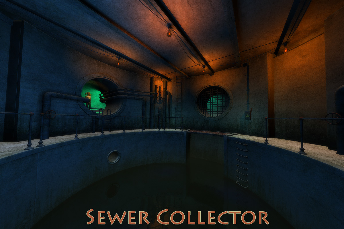 Sewer Collector