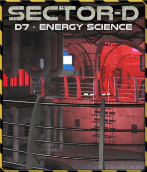 Ship Elements D7: Energy Science 3D Models 3-d-c