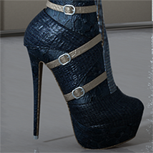 Treasures Mary High Boots G3F image 9