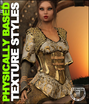 OOT PBR Texture Styles for Rivetina Steampunk by outoftouch