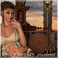 DMs Fantasy Musings - Extended License 3D Figure Assets 3D Models Extended Licenses DM