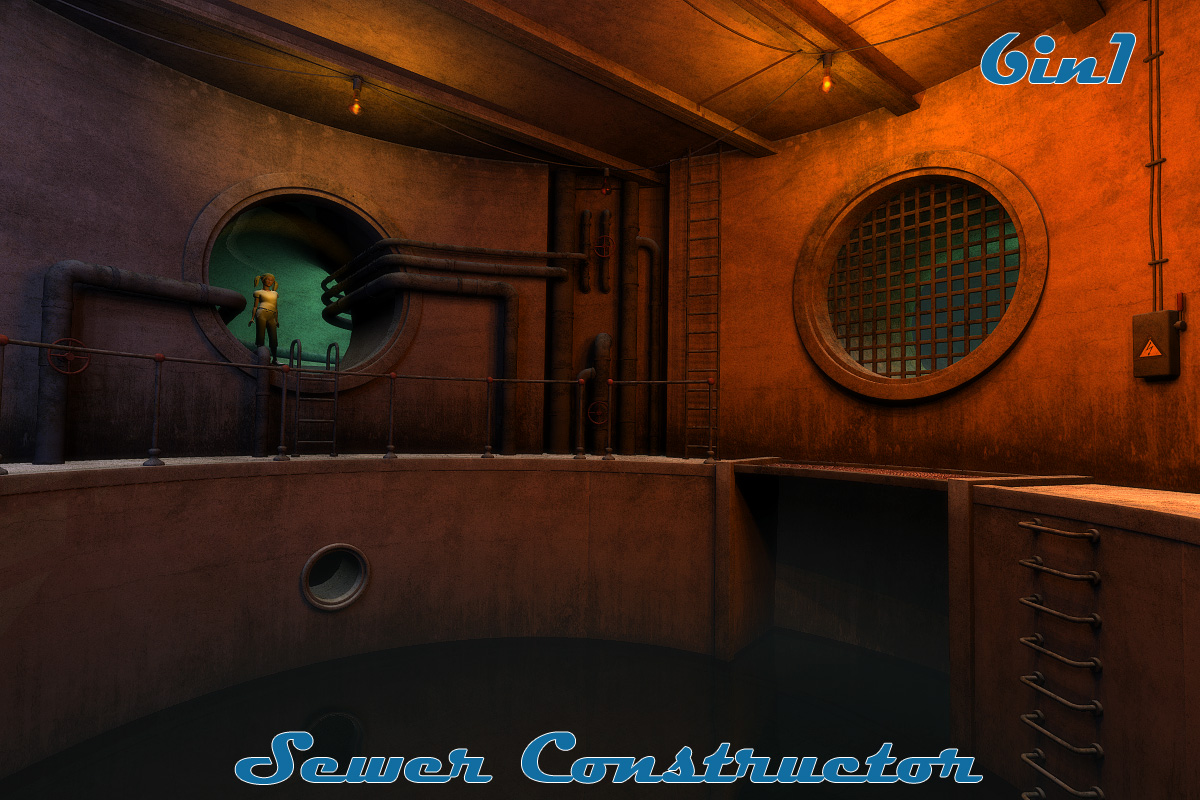 Sewer Constructor