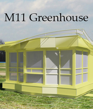 M11 Greenhouse - EXTENDED LICENSE 3D Game Models : OBJ : FBX 3D Models Extended Licenses RPublishing
