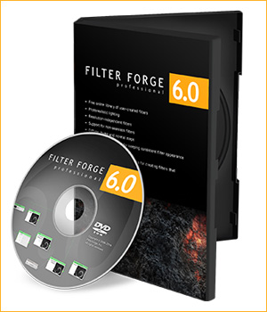 Filter Forge 6.0 Professional - MAC