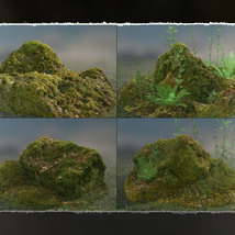 3D Scenery: Wild Mossy Bamboo Forest image 8