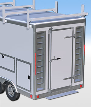 Equipment Trailer 3D Models Richabri