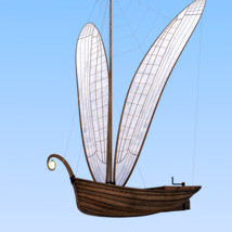 Dragonfly boat image 3