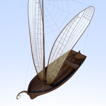 Dragonfly boat image 4