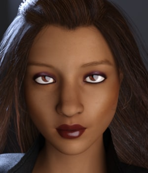 Mariana for G3F 3D Figure Assets AliveSheCried