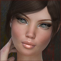 TDT-Milly for Genesis 3 Female image 2