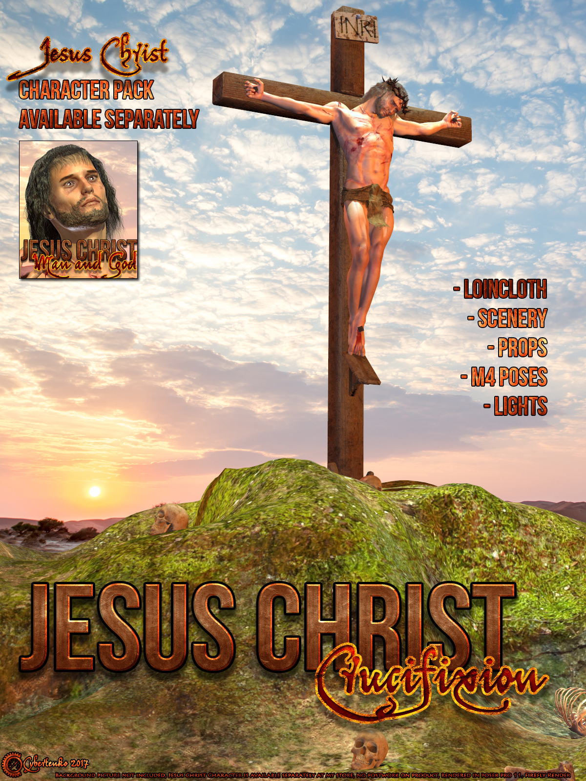 Jesus Christ - Crucifixion