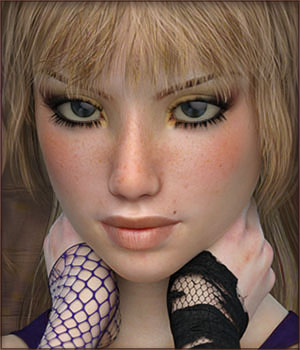 TDT-Jeannette for Genesis 3 Female