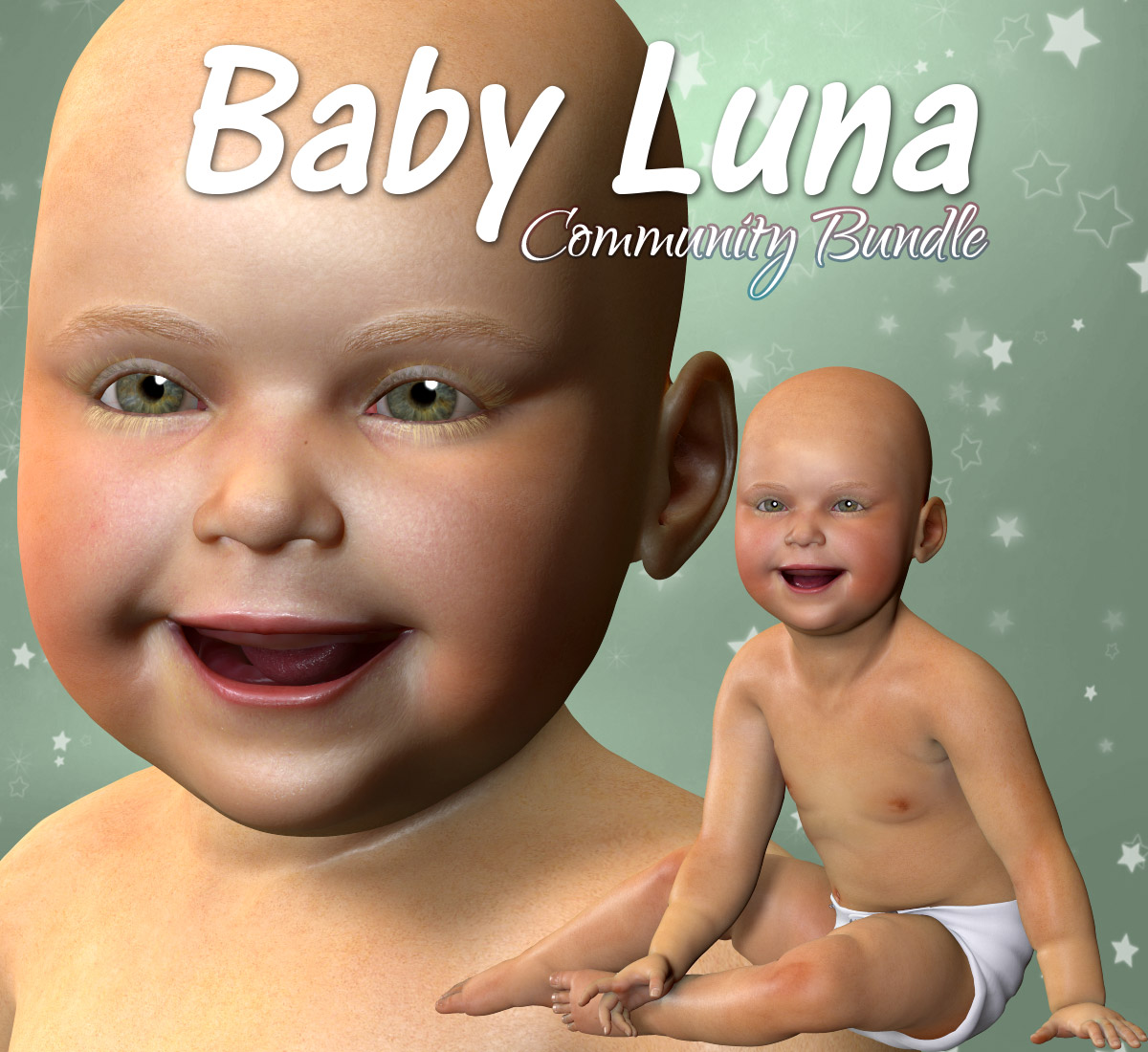 Baby Luna Community Bundle