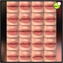 Biscuits Dawn Lip Morphs image 6
