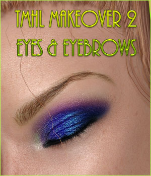TMHL MakeOver 2 Eyes and Eyebrows MR 2D Graphics Merchant Resources TwiztedMetal