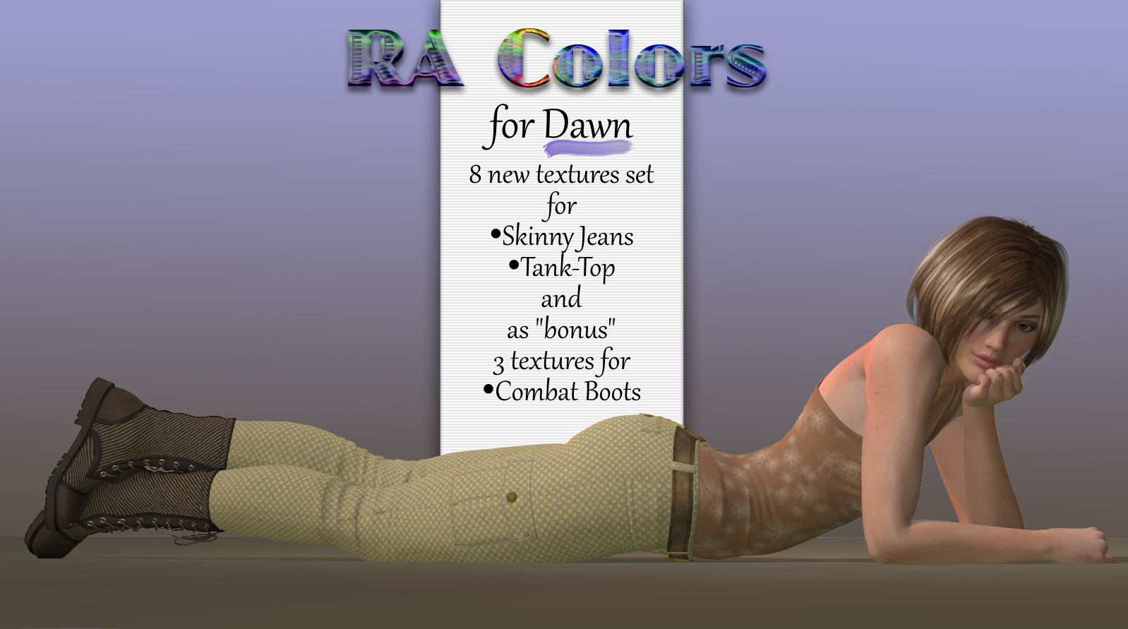 RA Colors for Dawn