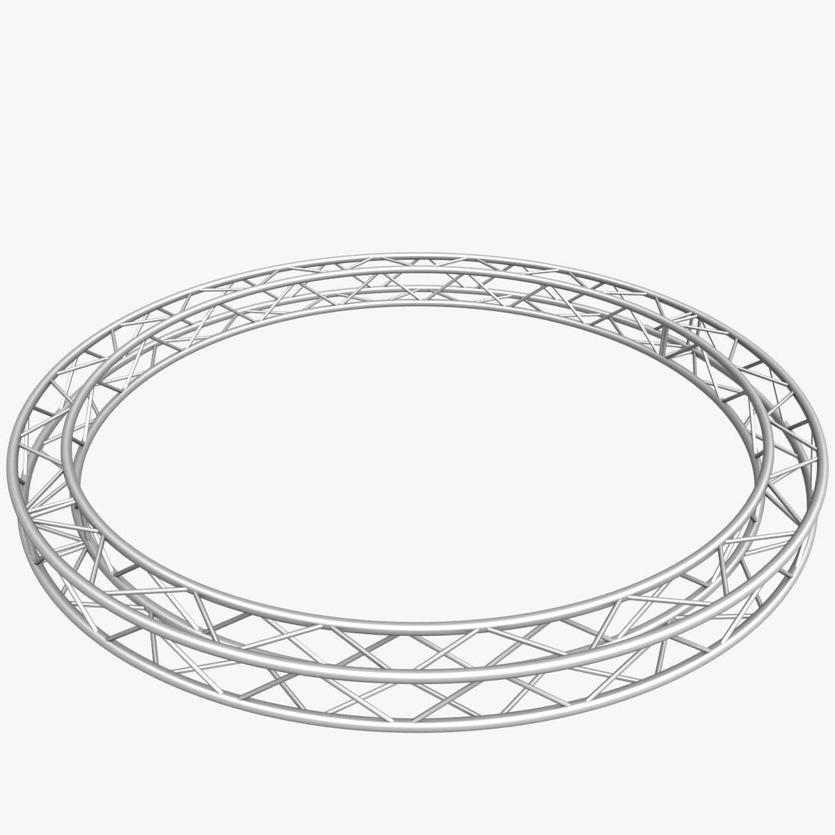 Circle Square Truss (400cm)  - Extended License