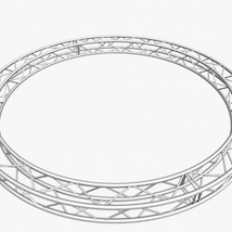 Circle Square Truss (400cm)  - Extended License image 5