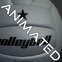 Volleyball Motions for Genesis image 1
