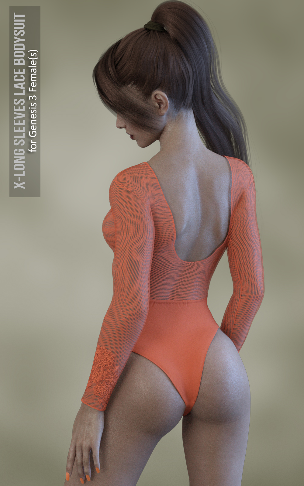 X-Fashion Long Sleeves Bodysuit for Genesis 3 Females. Warning! Content  Advisory  Some images may contain content not suitable for all viewers.  Previous ... 09e069440