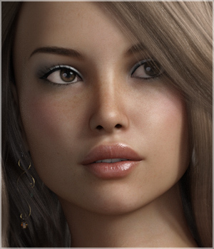 FWSA Susan for Victoria 7 and Genesis 3 3D Figure Assets Sabby
