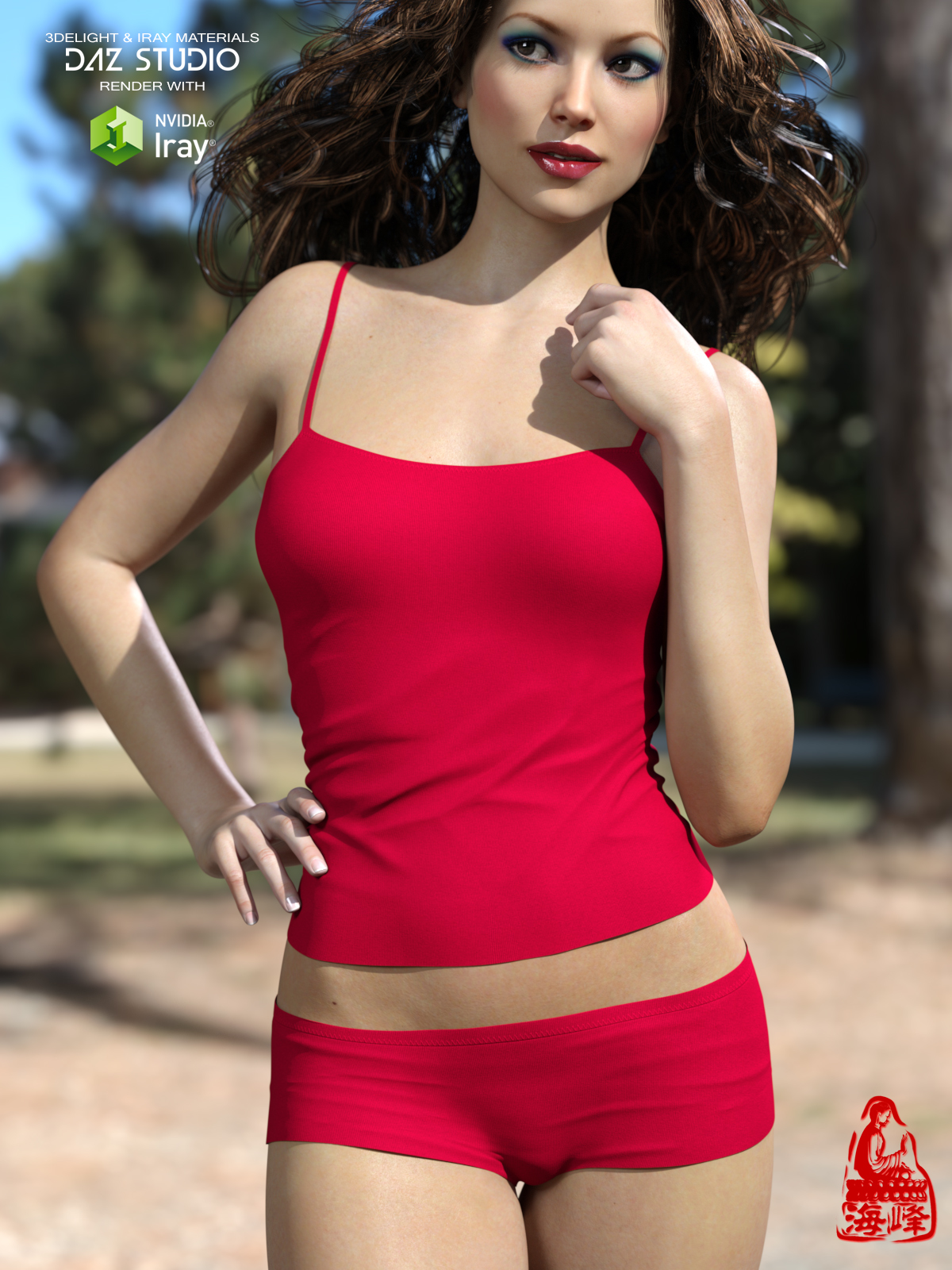 Simple Sexy for Genesis 3 Females
