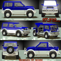Off-road for any vehicle image 1