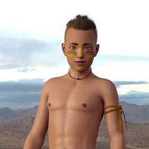Peter for Genesis 3 Male - Boy Character image 5