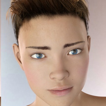 Peter for Genesis 3 Male - Boy Character image 8