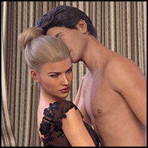 Z Real Love - Poses for Genesis 3 Male and Female and Michael and Victoria 7 image 2