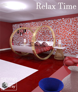 Relax Time 3D Models Anain