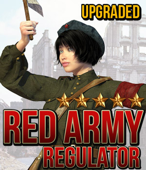 Red Army: Regulator by Cybertenko