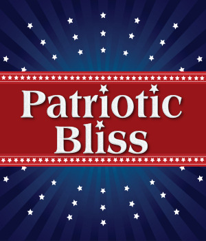 Patriotic Bliss Layer Styles 2D Graphics Merchant Resources fractalartist01
