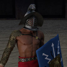 Gladiator for Genesis 3 Male and Female image 5