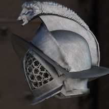Gladiator for Genesis 3 Male and Female image 6