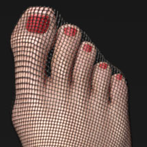 Sweet Feet for G3F image 9