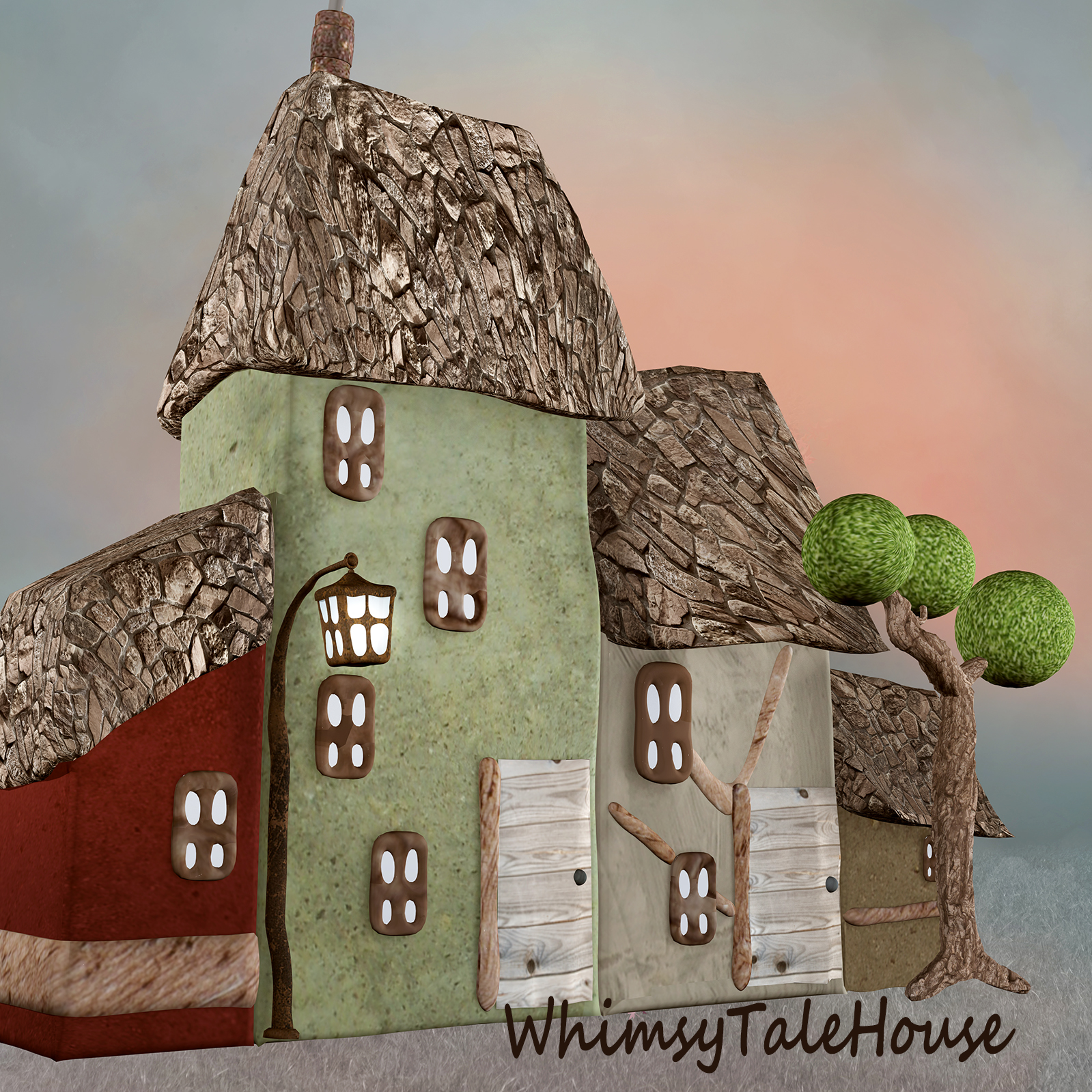 Whimsy Tale House