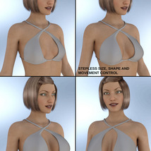 EASY BREAST FOR GENESIS 8 FEMALES image 4