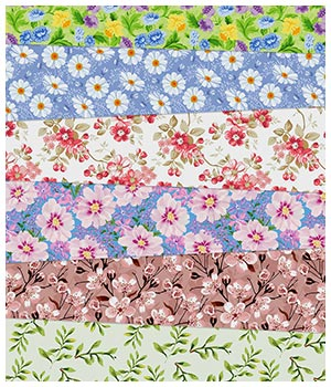 Summer Fabric Prints 2D Graphics Merchant Resources Medeina