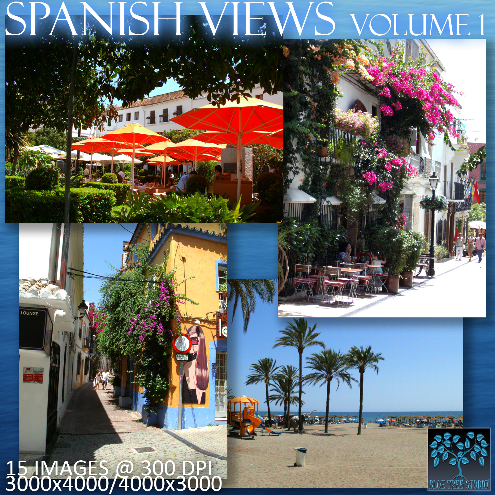 Spanish Views volume 1