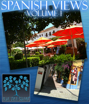 Spanish Views volume 1 2D Graphics BlueTreeStudio