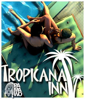 Tropicana Inn 3D Models pamawo