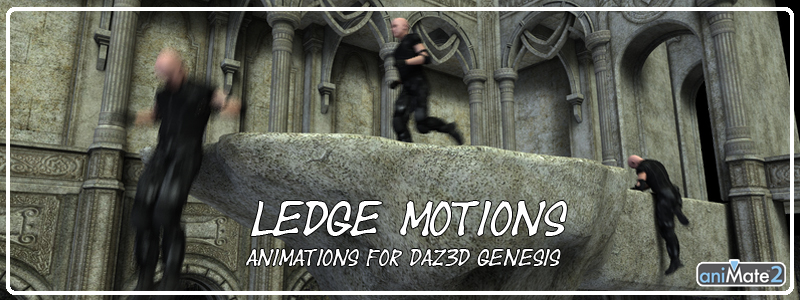 Ledge Motions for Genesis by AnyMatter