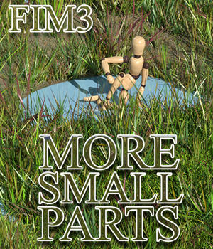 Flinks Instant Meadow 3 - More Small Parts 3D Models Flink