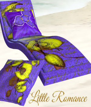 DA-Little Romance for Beach Set for Dawn  3D_Style 3D Figure Assets DarkAngelGrafics