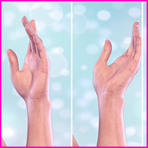 Z Delicate Hands - Hand Poses for the Genesis 8 Females image 6