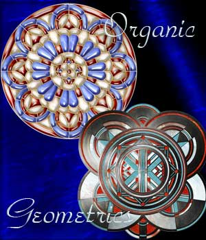 Harvest Moons Organic Geometrics 2D Graphics MOONWOLFII