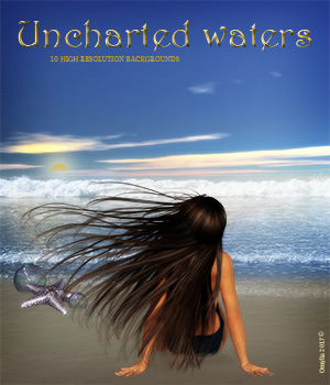 Uncharted waters 2D Graphics ornylia