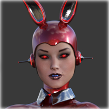 Pin-Up Gynoid Phase8 for G3F image 4